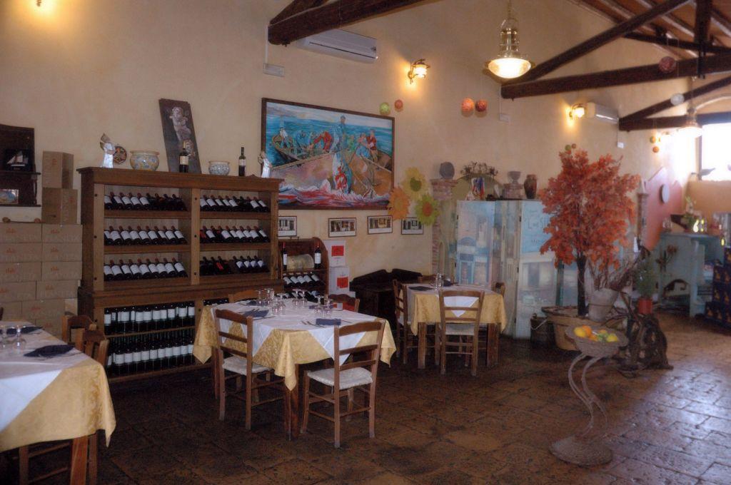 Dettagli Ristorante La Taverna Del Pescatore
