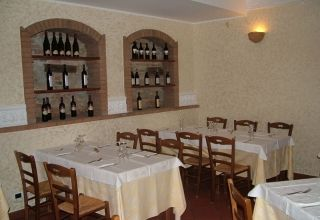 Dettagli Ristorante La Taverna Dei Golosi