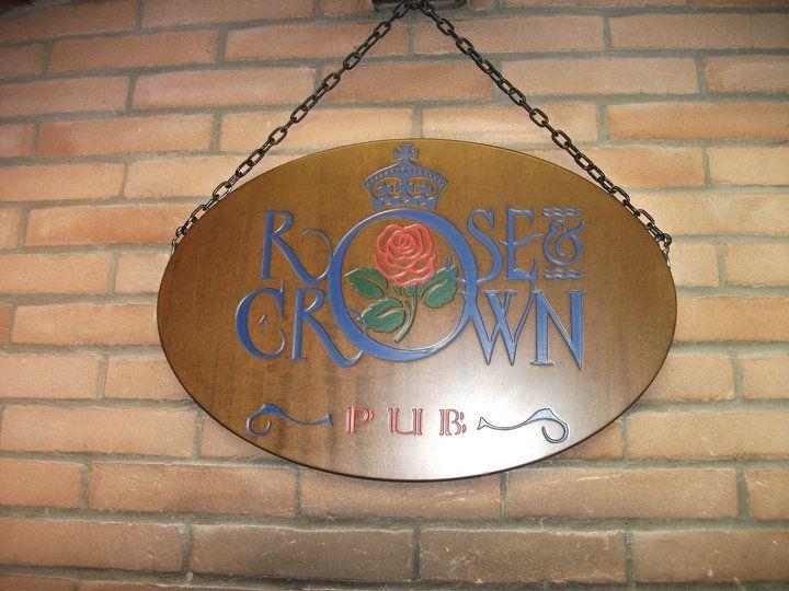 Dettagli Pizzeria Rose 'n Crown