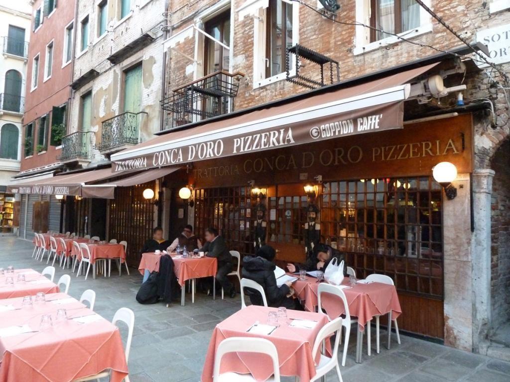 Ristorante conca d 39 oro venezia ristorante cucina - Cucina regionale italiana ...