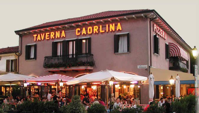 Ristorante  Taverna Caorlina CAORLE