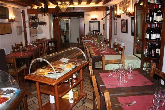 Trattoria  Taverna Capitan Uncino VENEZIA