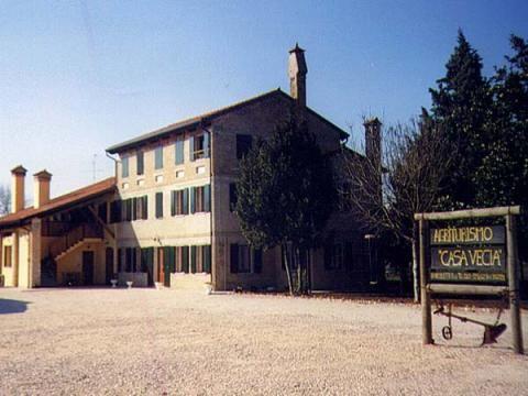 Agriturismo  Casa Vecia TORRE DI MOSTO