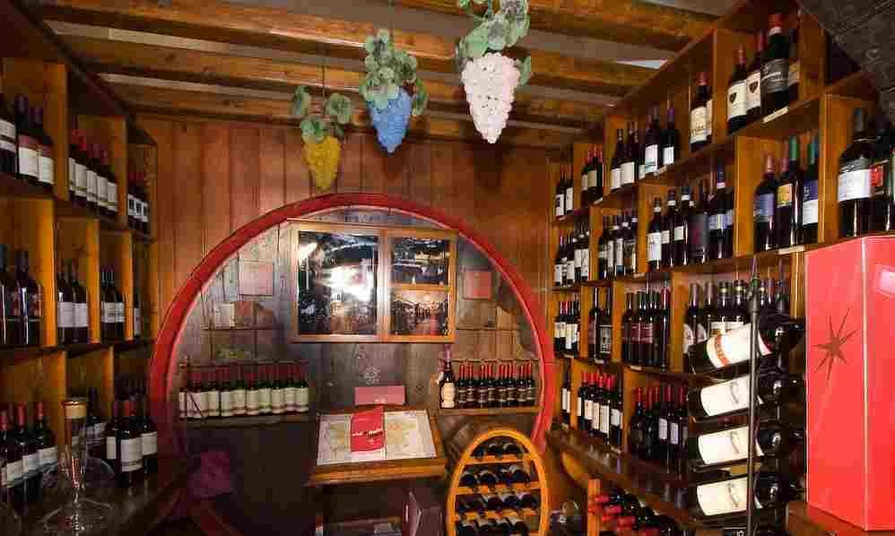 Enoteca / Wine Bar  Severino PADOVA
