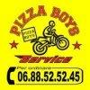 Da Asporto <strong> Pizza Boys Salario