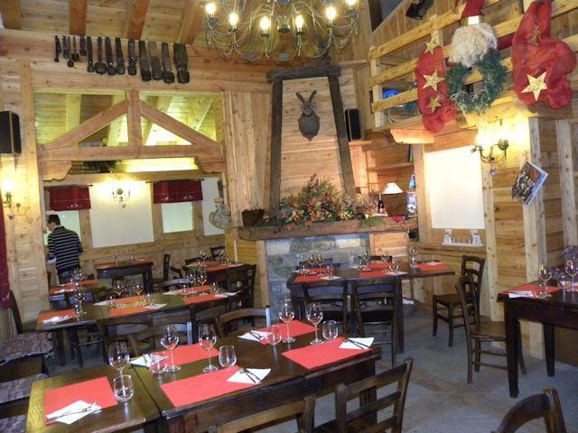Ristorante  Metzlet Bar BREUIL CERVINIA