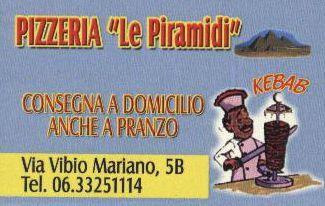 Dettagli Da Asporto Le Piramidi