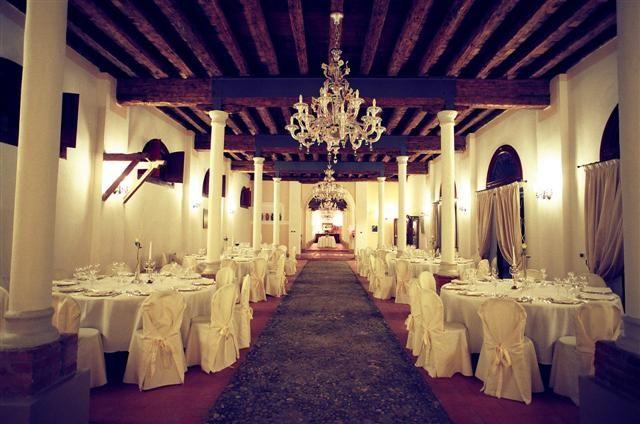 Ricevimenti  Villa Marcello Loredan Franchin CEGGIA