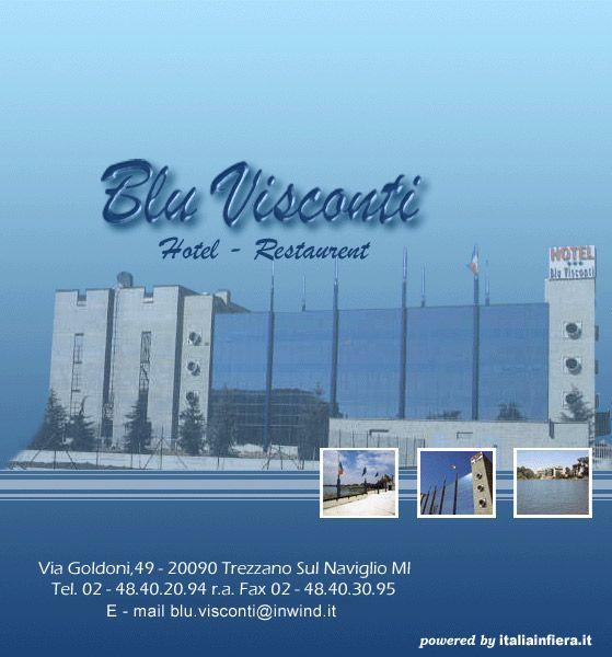 Ristorante  Hotel Blu Visconti TREZZANO SUL NAVIGLIO