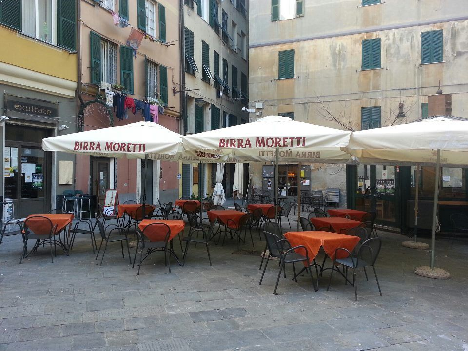 Ristorante exultate genova ristorante cucina ligure for Cucina arredi genova