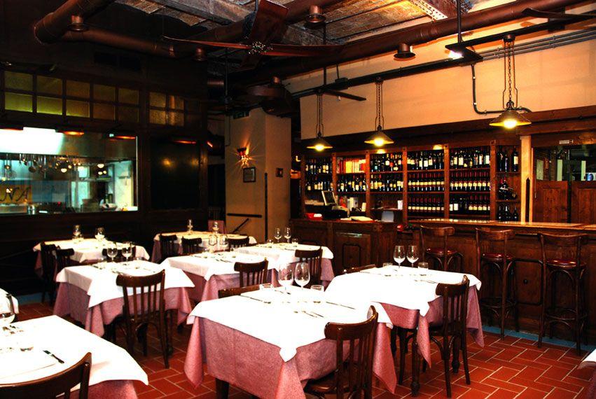 Ristorante nan vini e cucina roma ristorante cucina for Cucina e roma