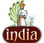Logo Ristorante Indiano India ' Vivi, Respira, Gusta la Vera India ! ' BOLOGNA