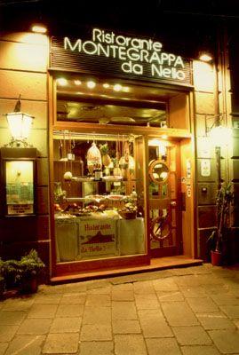 Dettagli Ristorante Al Montegrappa da Nello