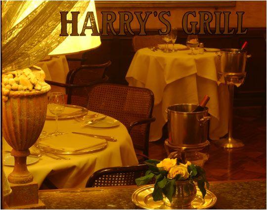 Dettagli Ristorante Harry's Grill
