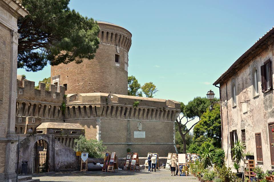 Ristorante monumento ostia antica ristoranti cucina for Emmerre arredamenti ostia antica orari