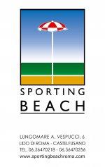 Logo Ristorante Sporting Beach OSTIA LIDO