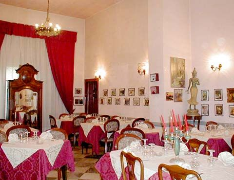 Ristorante Etnico  Antico Chalet ROMA