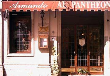 Ristorante  Armando al Pantheon ROMA