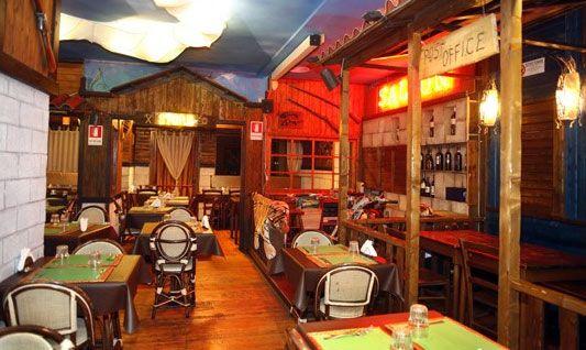 Ristorante etnico chattanooga saloon roma ristoranti etnici cucina messicana roma chattanooga - Cucina messicana roma ...