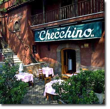 Ristorante  Checchino dal 1887 ROMA