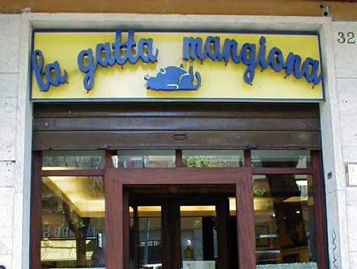 Dettagli Pizzeria Gatta Mangiona