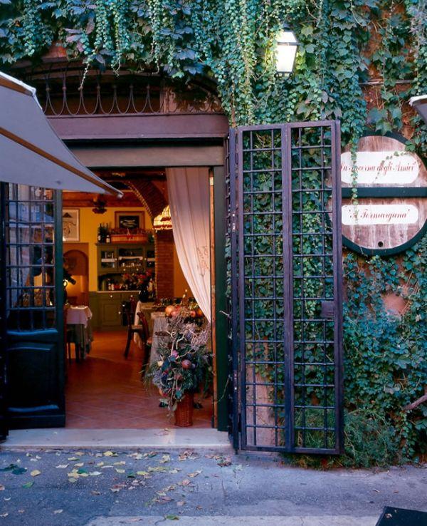 Ristorante  Taverna degli Amici ROMA