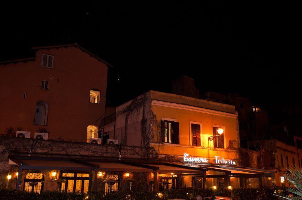Ristorante  Taverna Trilussa ROMA