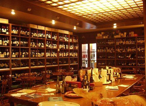 Enoteca wine bar defilla chiavari wine bars enoteche cucina regionale italiana chiavari - Vino e cucina chiavari ...