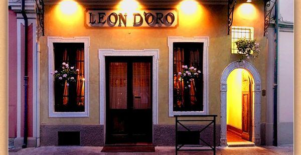 Dettagli Ristorante Leon d'Oro