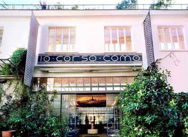 Dettagli Ristorante 10 Corso Como Caffe'