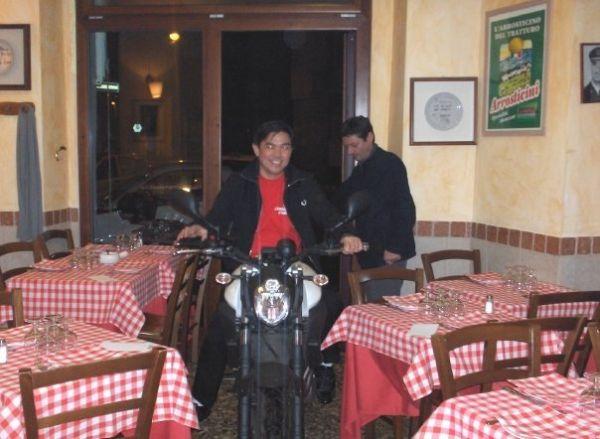 Dettagli Trattoria L'Angolo d'Abruzzo