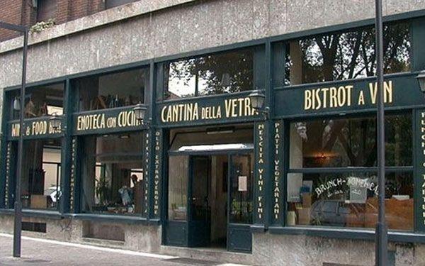 Dettagli Enoteca / Wine Bar Cantina della Vetra