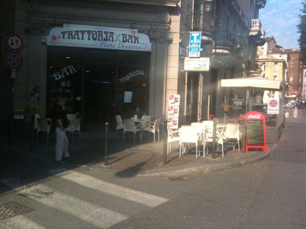 Trattoria porta doranea torino ristorante cucina for Quattro ristoranti torino