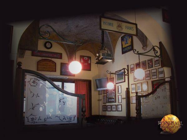 Dettagli Ristorante Etnico The English Football Pub