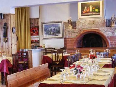 Dettagli Ristorante Il Falco - Hotel Terminillo