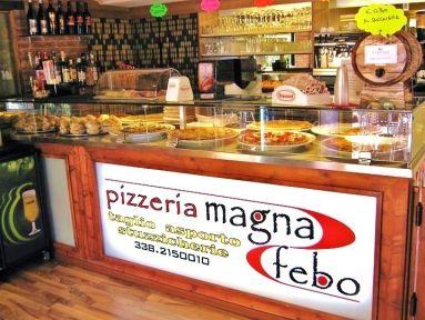 Dettagli Pizzeria Magna Febo