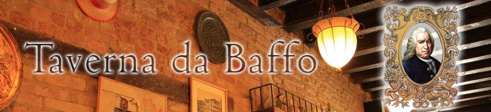 Ristorante  Taverna Da Baffo VENEZIA