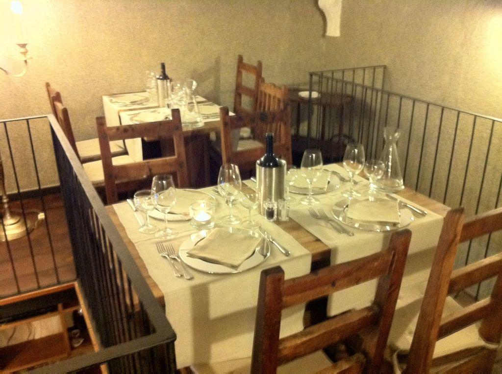 Ristorante retro 39 restaurant genova ristorante cucina for Cucina arredi genova