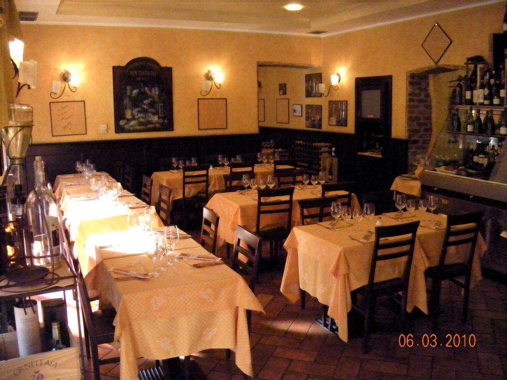 Ristorante new tentacoli milano ristorante cucina for Ristorante da giulio milano