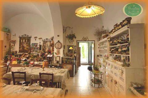 Ristorante il giardino dei sapori san severo ristorante cucina tradizionale recensioni - Giardino dei sapori calvenzano ...