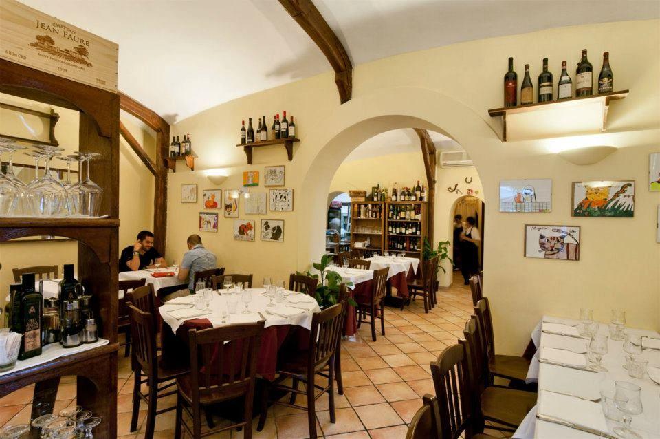 Trattoria da teo roma trattorie osterie cucina romana for Cucina romana rome