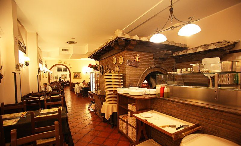 Ristorante  Carpe Diem Pizzae ROMA