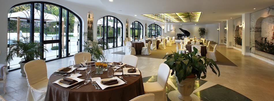 Dettagli Ristorante Hotel Park Novecento Resort
