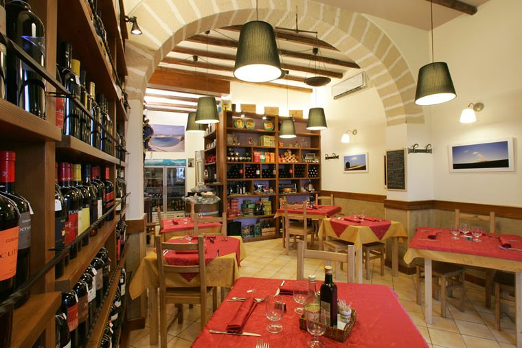 Dettagli Enoteca / Wine Bar Renda Enogastronomia