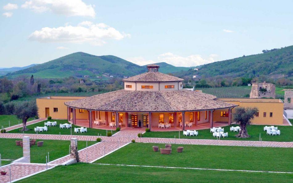 Dettagli Ricevimenti Villa Jamele
