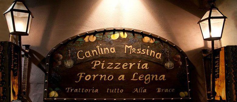 Pizzeria  La Cantina Messina CATANIA