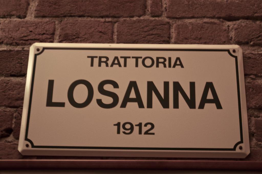 Dettagli Trattoria Losanna