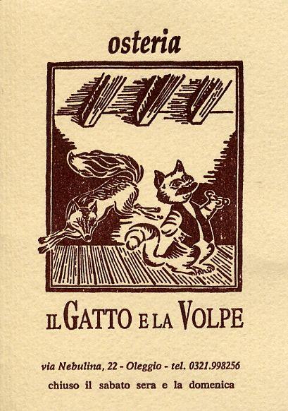 Dettagli Trattoria Il Gatto e la Volpe