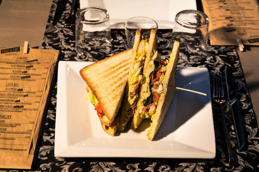 Ristorante the room milano ristoranti cucina americana - Cucina americana milano ...