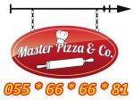 Logo Pizzeria Master Pizza & Co FIRENZE